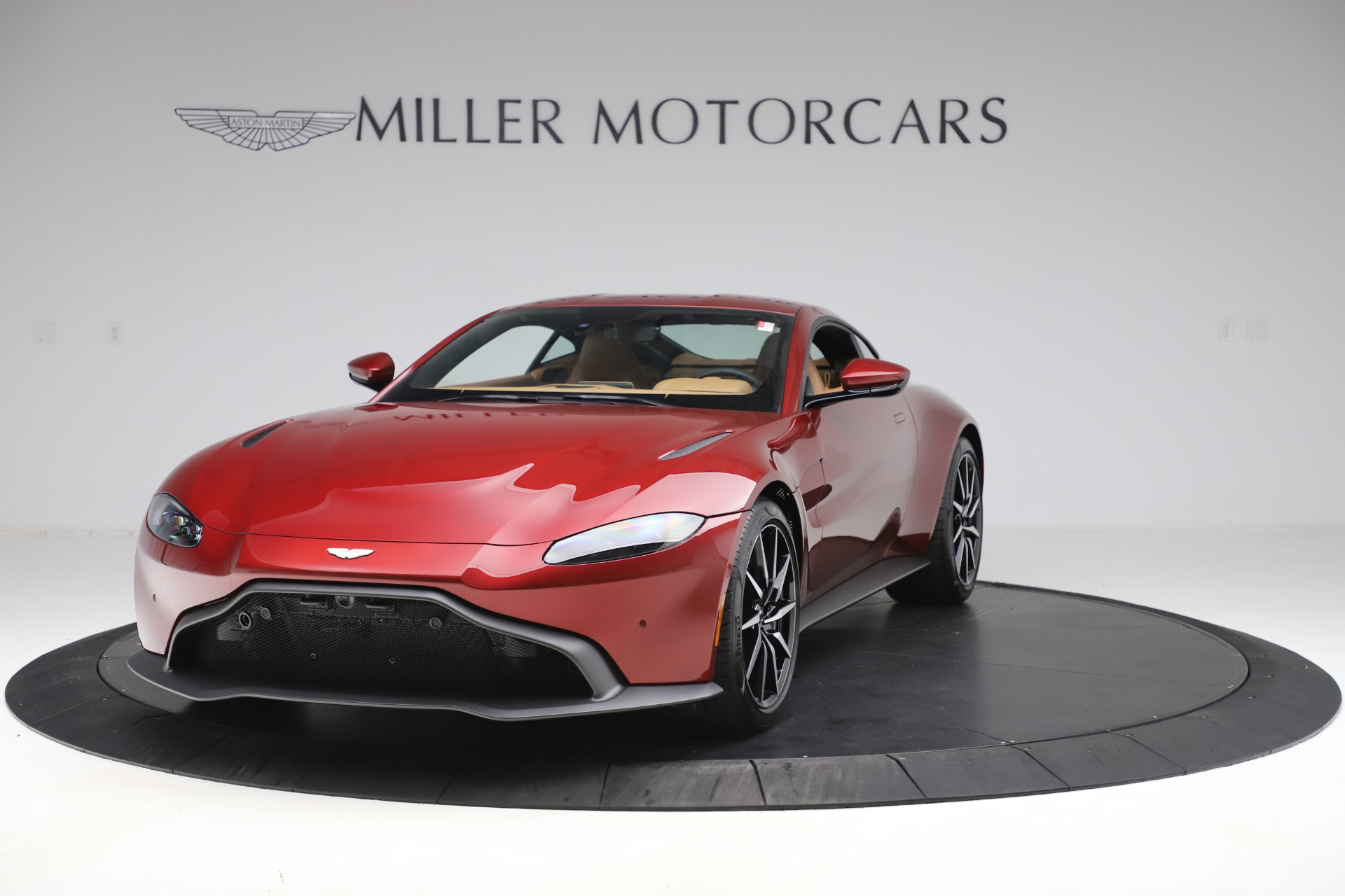 New 2020 Aston Martin Vantage Coupe for sale $185,991 at Maserati of Westport in Westport CT 06880 1