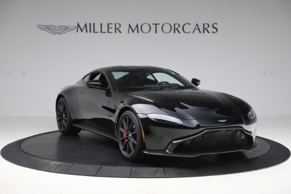 New 2020 Aston Martin Vantage AMR Coupe for sale $210,141 at Maserati of Westport in Westport CT 06880 10