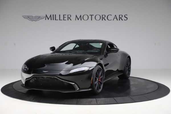New 2020 Aston Martin Vantage AMR Coupe for sale $210,141 at Maserati of Westport in Westport CT 06880 12
