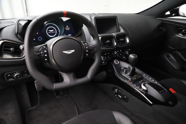 New 2020 Aston Martin Vantage AMR Coupe for sale $210,141 at Maserati of Westport in Westport CT 06880 13