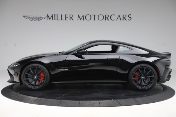 New 2020 Aston Martin Vantage AMR Coupe for sale $210,141 at Maserati of Westport in Westport CT 06880 2