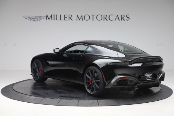 New 2020 Aston Martin Vantage AMR Coupe for sale $210,141 at Maserati of Westport in Westport CT 06880 3