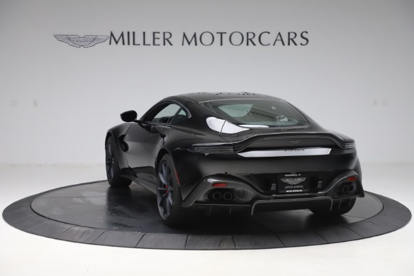 New 2020 Aston Martin Vantage AMR Coupe for sale $210,141 at Maserati of Westport in Westport CT 06880 4