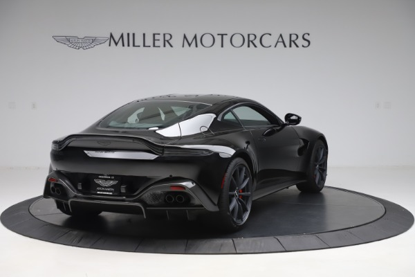 New 2020 Aston Martin Vantage AMR Coupe for sale $210,141 at Maserati of Westport in Westport CT 06880 6