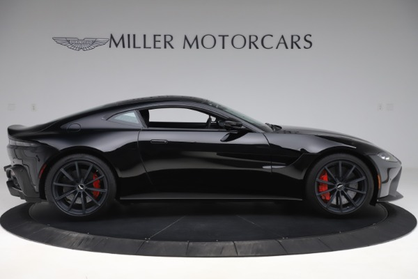 New 2020 Aston Martin Vantage AMR Coupe for sale $210,141 at Maserati of Westport in Westport CT 06880 8