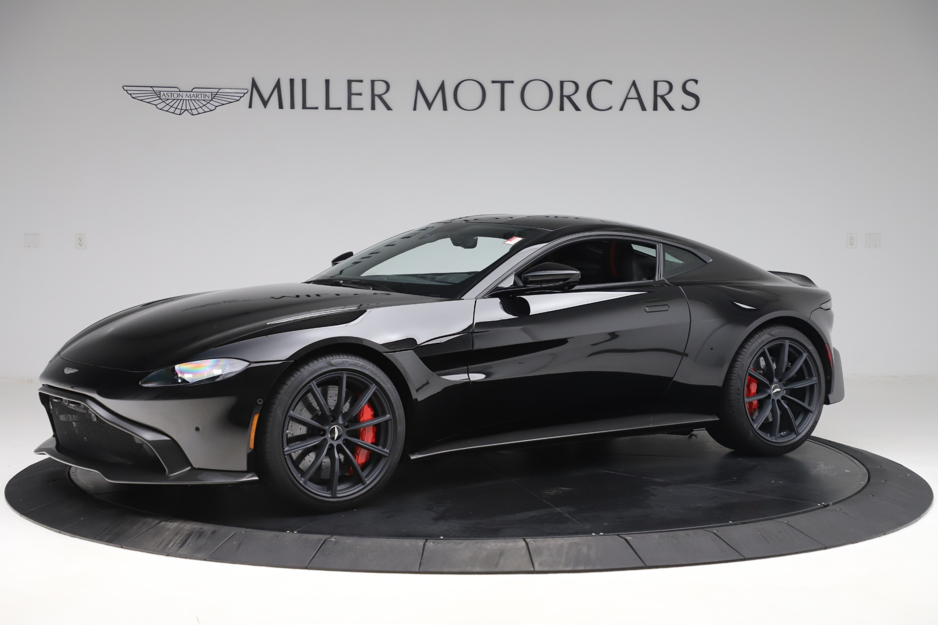 New 2020 Aston Martin Vantage AMR Coupe for sale $210,141 at Maserati of Westport in Westport CT 06880 1