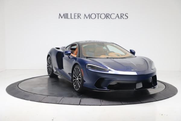 New 2020 McLaren GT Luxe for sale $244,675 at Maserati of Westport in Westport CT 06880 10