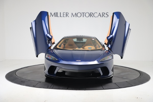 New 2020 McLaren GT Coupe for sale $244,675 at Maserati of Westport in Westport CT 06880 12