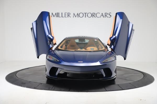 New 2020 McLaren GT Luxe for sale $244,675 at Maserati of Westport in Westport CT 06880 12