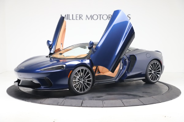 New 2020 McLaren GT Coupe for sale $244,675 at Maserati of Westport in Westport CT 06880 13