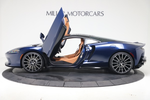 New 2020 McLaren GT Coupe for sale $244,675 at Maserati of Westport in Westport CT 06880 14
