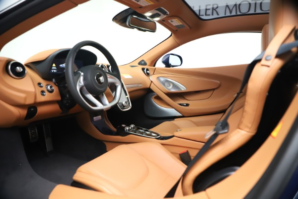New 2020 McLaren GT Coupe for sale $244,675 at Maserati of Westport in Westport CT 06880 15