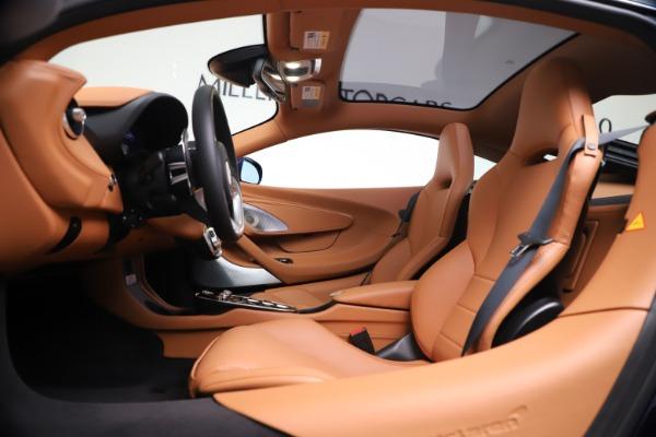 New 2020 McLaren GT Coupe for sale $244,675 at Maserati of Westport in Westport CT 06880 16