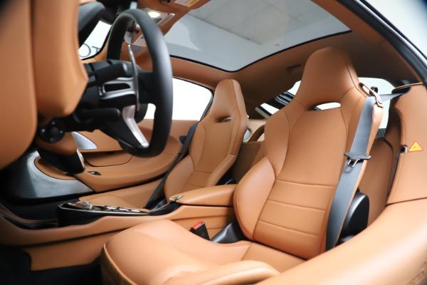 New 2020 McLaren GT Coupe for sale $244,675 at Maserati of Westport in Westport CT 06880 17