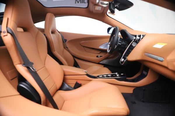 New 2020 McLaren GT Coupe for sale $244,675 at Maserati of Westport in Westport CT 06880 19