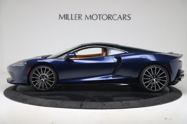 New 2020 McLaren GT Coupe for sale $244,675 at Maserati of Westport in Westport CT 06880 2