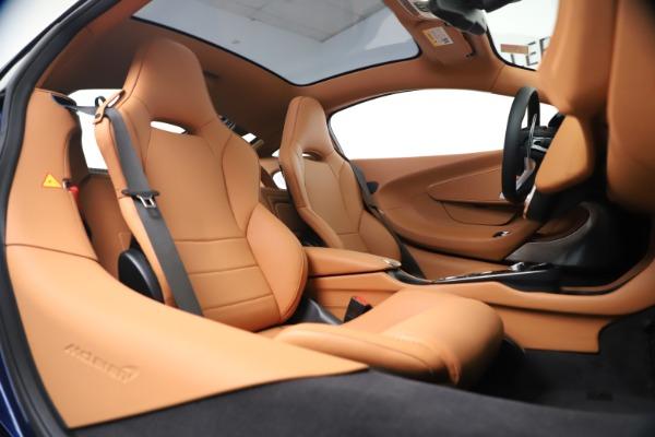 New 2020 McLaren GT Luxe for sale $244,675 at Maserati of Westport in Westport CT 06880 20