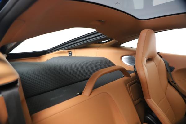 New 2020 McLaren GT Luxe for sale $244,675 at Maserati of Westport in Westport CT 06880 21