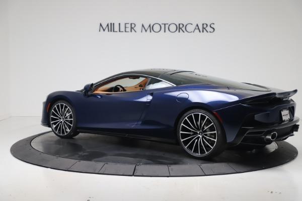 New 2020 McLaren GT Coupe for sale $244,675 at Maserati of Westport in Westport CT 06880 3