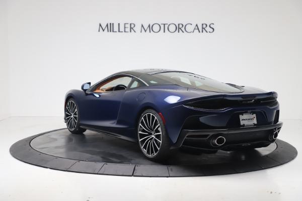 New 2020 McLaren GT Coupe for sale $244,675 at Maserati of Westport in Westport CT 06880 4