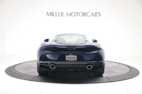 New 2020 McLaren GT Coupe for sale $244,675 at Maserati of Westport in Westport CT 06880 5