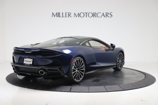 New 2020 McLaren GT Coupe for sale $244,675 at Maserati of Westport in Westport CT 06880 6