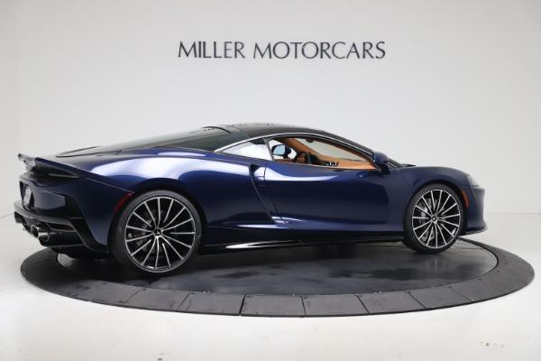 New 2020 McLaren GT Coupe for sale $244,675 at Maserati of Westport in Westport CT 06880 7