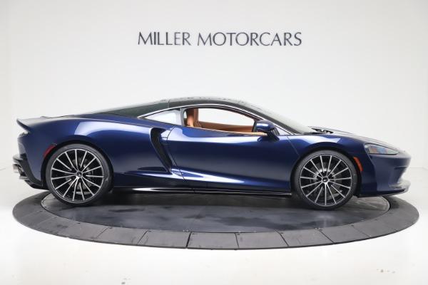 New 2020 McLaren GT Coupe for sale $244,675 at Maserati of Westport in Westport CT 06880 8