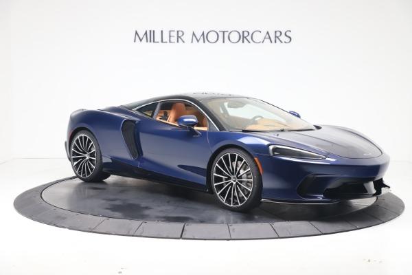 New 2020 McLaren GT Coupe for sale $244,675 at Maserati of Westport in Westport CT 06880 9