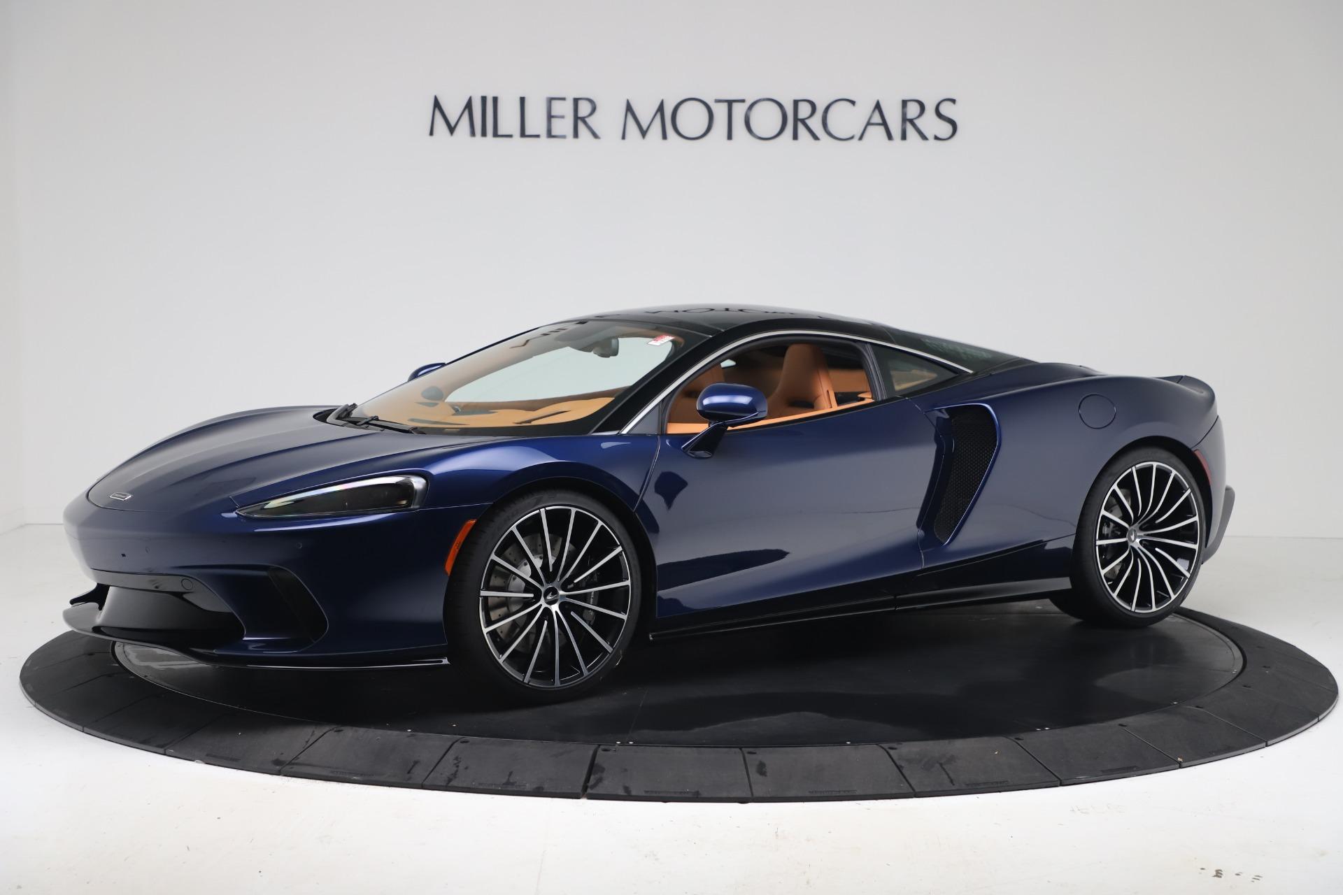 New 2020 McLaren GT Coupe for sale $244,675 at Maserati of Westport in Westport CT 06880 1