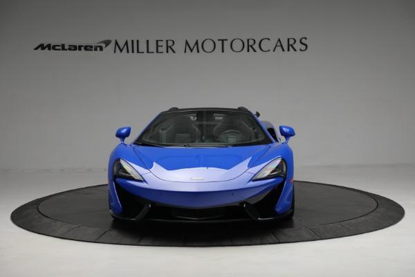 New 2020 McLaren 570S Spider Convertible for sale $236,270 at Maserati of Westport in Westport CT 06880 12