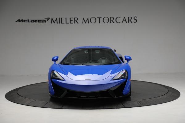 New 2020 McLaren 570S Spider Convertible for sale $236,270 at Maserati of Westport in Westport CT 06880 13
