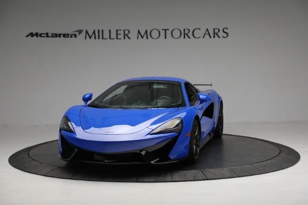 New 2020 McLaren 570S Spider Convertible for sale $236,270 at Maserati of Westport in Westport CT 06880 14