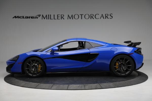 New 2020 McLaren 570S Spider Convertible for sale $236,270 at Maserati of Westport in Westport CT 06880 16