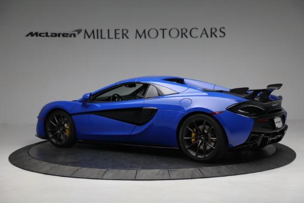 New 2020 McLaren 570S Spider Convertible for sale $236,270 at Maserati of Westport in Westport CT 06880 17