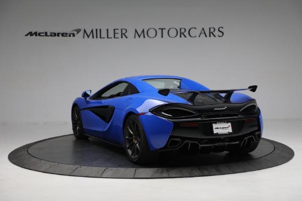 New 2020 McLaren 570S Spider Convertible for sale $236,270 at Maserati of Westport in Westport CT 06880 18