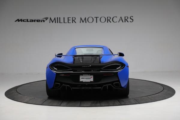 New 2020 McLaren 570S Spider Convertible for sale $236,270 at Maserati of Westport in Westport CT 06880 19