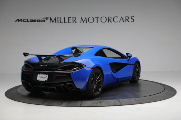 New 2020 McLaren 570S Spider Convertible for sale $236,270 at Maserati of Westport in Westport CT 06880 20