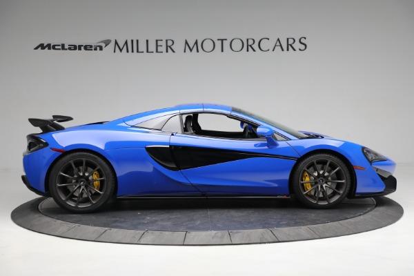 New 2020 McLaren 570S Spider Convertible for sale $236,270 at Maserati of Westport in Westport CT 06880 22