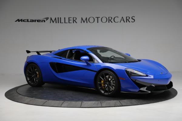 New 2020 McLaren 570S Spider Convertible for sale $236,270 at Maserati of Westport in Westport CT 06880 23