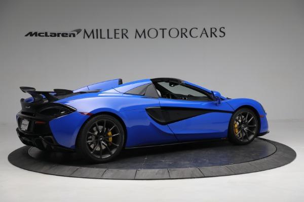 New 2020 McLaren 570S Spider Convertible for sale $236,270 at Maserati of Westport in Westport CT 06880 8