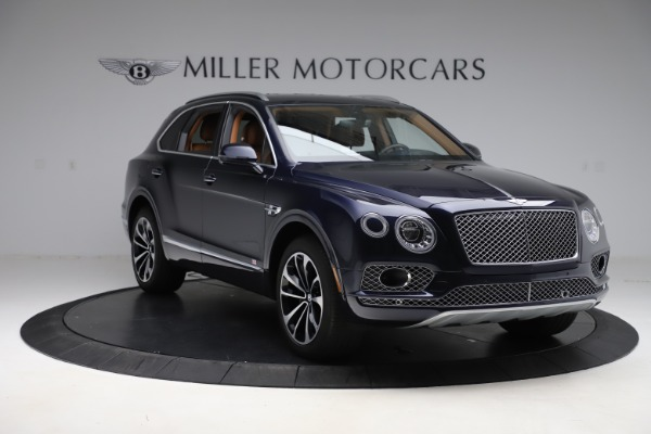 Used 2017 Bentley Bentayga W12 for sale $135,900 at Maserati of Westport in Westport CT 06880 11