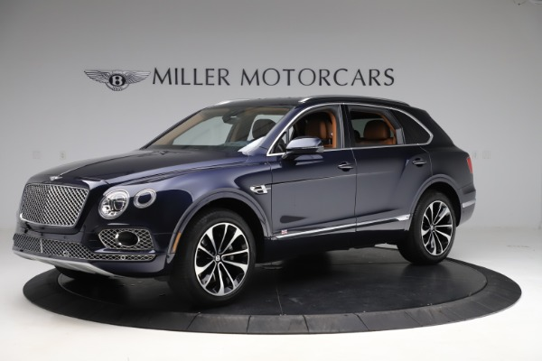 Used 2017 Bentley Bentayga W12 for sale $135,900 at Maserati of Westport in Westport CT 06880 2