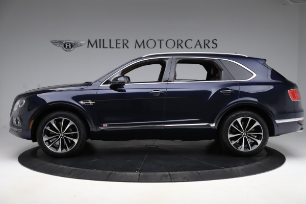 Used 2017 Bentley Bentayga W12 for sale $135,900 at Maserati of Westport in Westport CT 06880 3