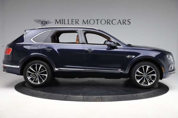Used 2017 Bentley Bentayga W12 for sale $135,900 at Maserati of Westport in Westport CT 06880 9