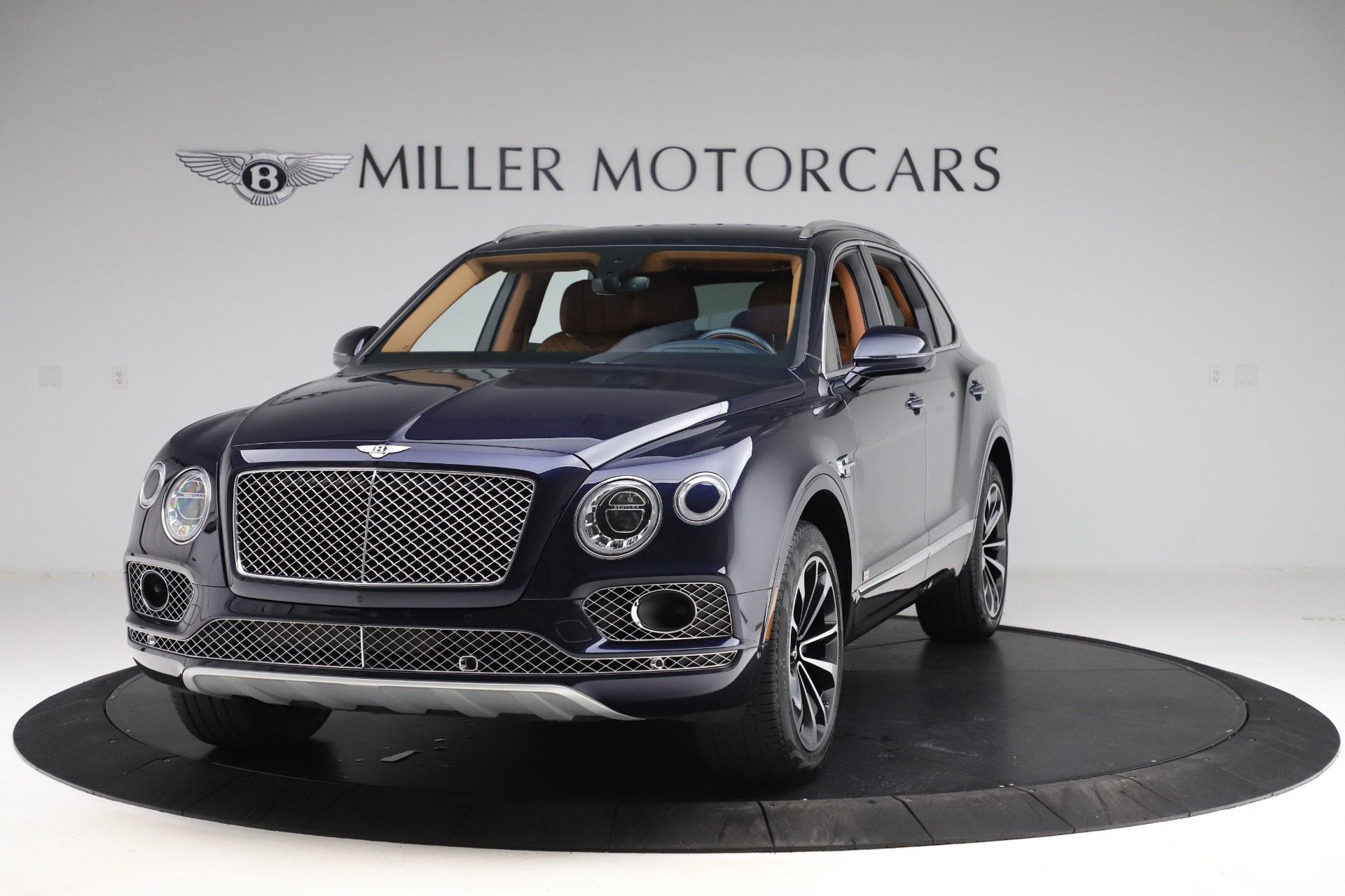 Used 2017 Bentley Bentayga W12 for sale $135,900 at Maserati of Westport in Westport CT 06880 1