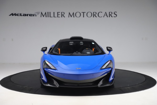 Used 2019 McLaren 600LT for sale $255,900 at Maserati of Westport in Westport CT 06880 12