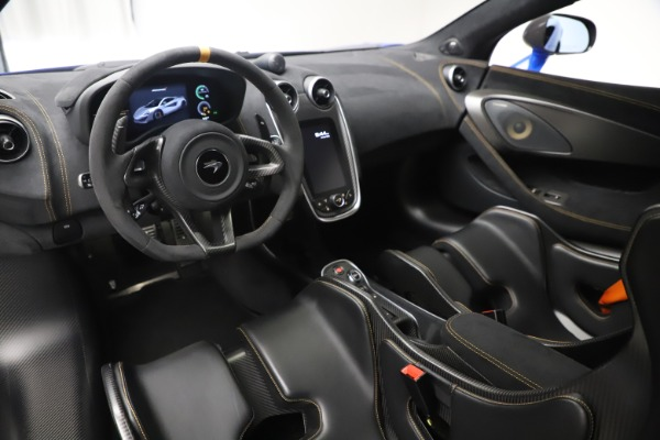 Used 2019 McLaren 600LT for sale $255,900 at Maserati of Westport in Westport CT 06880 13