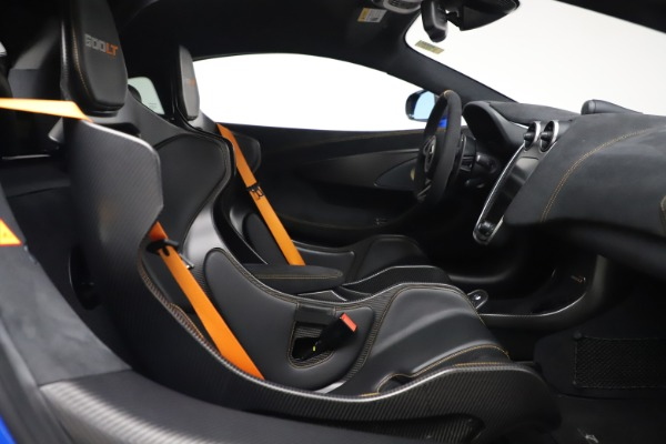 Used 2019 McLaren 600LT for sale $255,900 at Maserati of Westport in Westport CT 06880 20