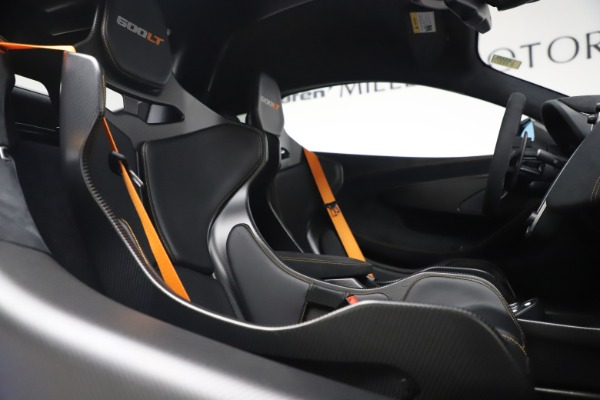 Used 2019 McLaren 600LT for sale $255,900 at Maserati of Westport in Westport CT 06880 21
